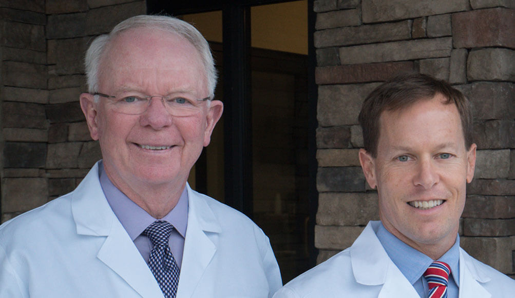 Meet Dr. David M. Fry, Jr. & Dr. John W. Barganier